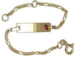 Dallin - Kinderarmband